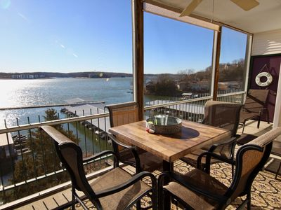 Photo for Lakefront Harbour Towne Condo- Sleeps 8