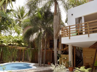Photo for Casa Bonita: Private Oasis in Charming Beach Town