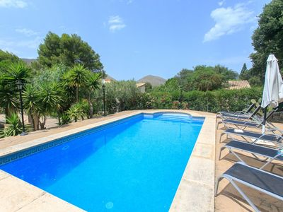 Photo for Villa Michaela: Large Private Pool, A/C, WiFi