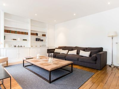 Photo for HostnFly apartments - Beautiful apartment near the Arc de Triomphe