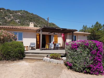 Photo for house on 1200 m2 of wooded land with open views of the sea and the islands