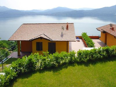 Photo for Residence Il Vigneto Due, Oggebbio  in Lago Maggiore - 4 persons, 1 bedroom