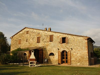 Photo for Maremma 4 200 square meters apartment in ancient farm in Tuscany