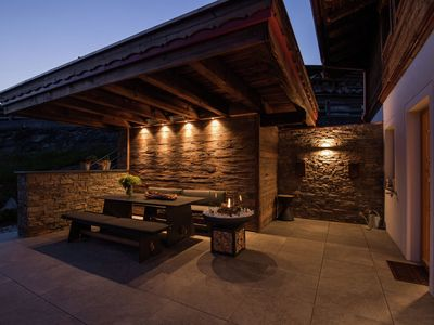 Photo for Especially luxurious detached 5-star chalet with private sauna, on the slopes