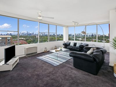 Photo for 2BR Apartment Vacation Rental in St Kilda, VIC