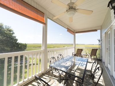 Marsh Winds Unit 2A - Lovely Condo -Expansive Views