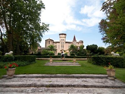 Photo for Magnificient Renaissance Style Castle In A 160 Hectare Property.