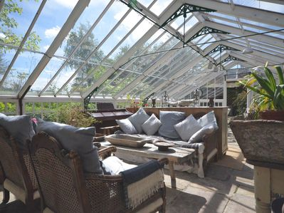 Spectacular victorian conservatory