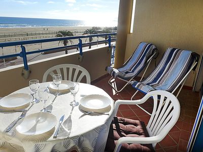 Photo for Apartment Marianne  in Canet - Plage, Pyrénées - Orientales - 4 persons, 1 bedroom