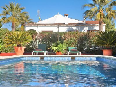 Photo for With Fantastic Pool - Villa Colibrí