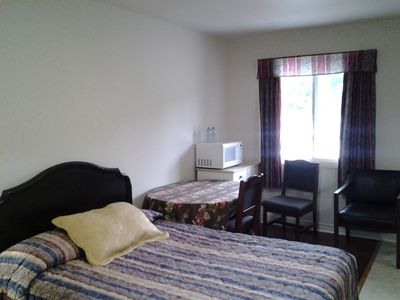 Photo for COLONIAL INN MOTEL, BUDGET DOUBLE ROOM ( BDR-1)