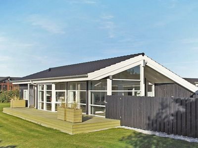 Photo for Modern Holiday Home in Lokken Jutland with Terrace