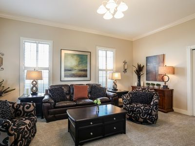 Photo for The Oaks On Main | Stunning Main St. Retreat