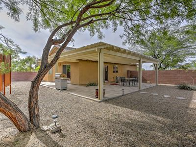 Tucson House w/ Patio & Grill Near Outdoor Recreation!