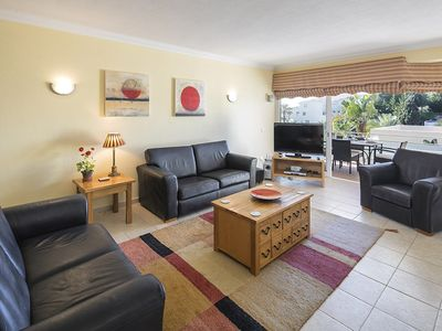 Photo for Comfortable spacious duplex apartment - Parque nº 11