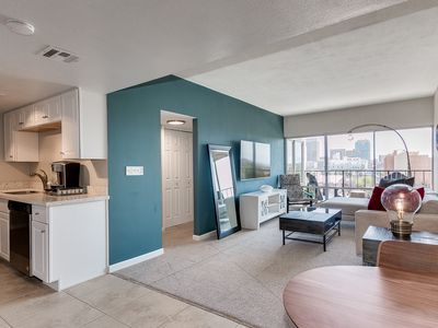 Photo for Contemporary Downtown Condo with Pool & Gym!