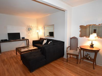 Photo for sleep 8,large condo in townhouse,next to metro,parking avail,mins to downtown