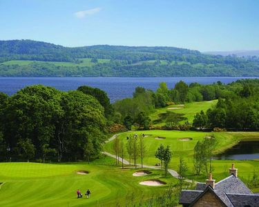Photo for Lodge luxury within award winning Resort & Spa on Loch Lomond!
