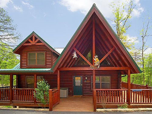 2 bedroom luxury cabin with 2 master suites and private for 10 bedroom cabins in tennessee