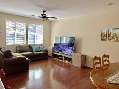 Photo for 3 bedroom townhouse in Valencia near the SixFlags