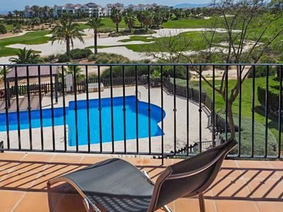 Photo for 2 Bedroom Apartment with Stunning views and central location, MURCIA VACATIONS AN3LT