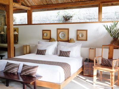 Photo for Cozy Wooden House In Canggu Resort