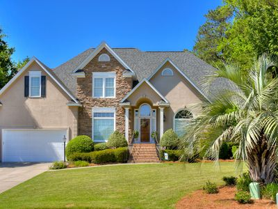Photo for Great Masters home within 5 miles from the Augusta National (with a pool)!
