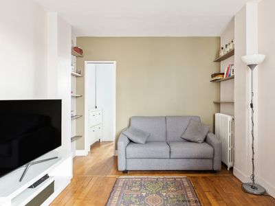 Photo for 1BR Apartment Vacation Rental in Vincennes