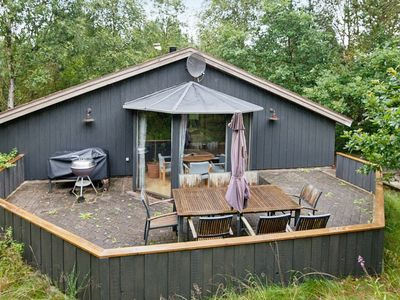 Photo for Tranquil Holiday Home in Jutland with whirlpool and garden