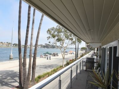 Photo for Luxury water-front beach house-month to month