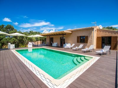 Photo for Vacation home Can Munar in Costitx - 8 persons, 4 bedrooms