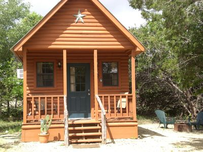 Two Newer Log Cabins on private acreage.1 MILE to MAIN St ! RIVER access pass.