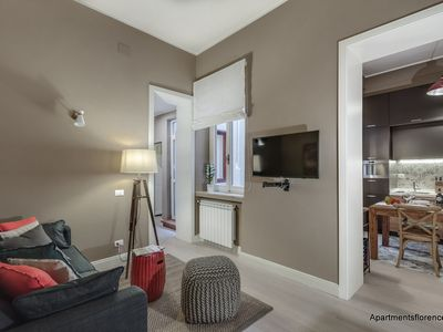 Photo for Giglio Courtyard beautiful newly renovated apartment.