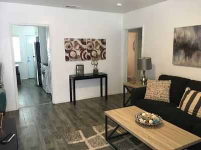Photo for Spacious New One Bedroom minutes from Universal