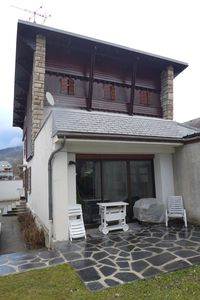 Photo for Detached house (14 persons) in the center of Saint-Lary, entirely renovated