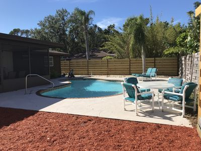 Photo for Sparkling Clean Home near Manatee River and Beaches  NW Bradenton area