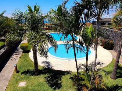 Photo for Luminous and comfortable villa with private swimming.
