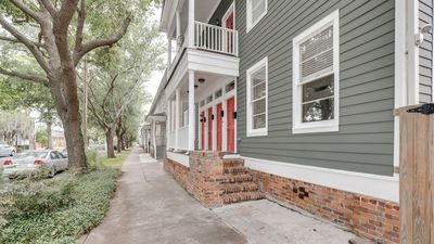 Photo for Spacious & Affordable 3 BR Condo in Savannah Historic District near Forsyth Park