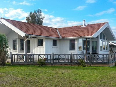 Photo for Pleasant Holiday Home in Jaegerspris Denmark with Lawn