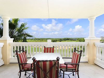 Photo for Stunning Golf Course Views! Luxury Condo Just Minutes To Disney!
