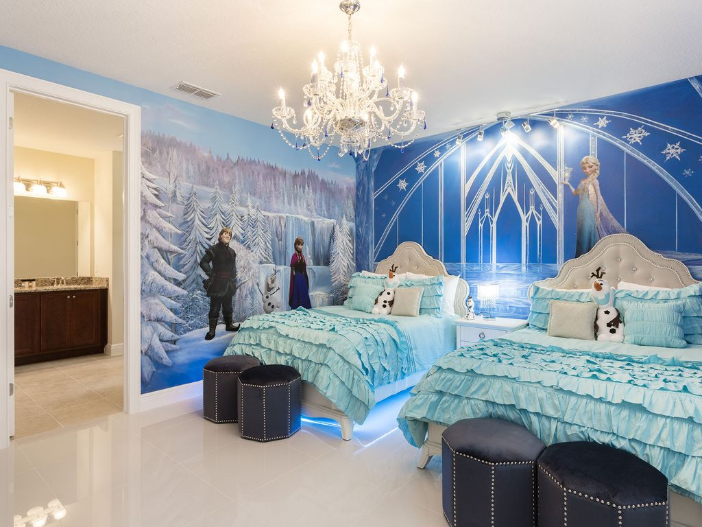 Luxury Bed Bath Home Near Disney With HomeAway Kissimmee - Harry potter bedroom designs