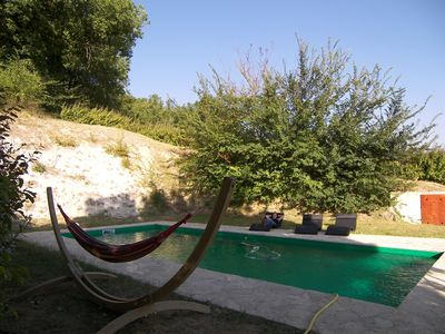 Photo for Gite 4 people with private pool in the countryside