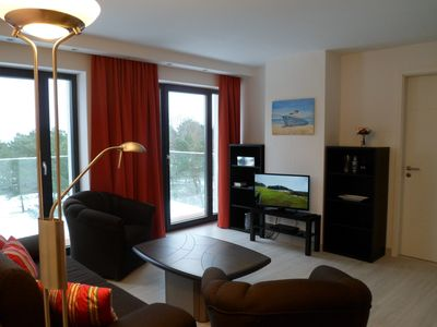 """Photo for Apartment """"V25"""" 60m² to 5 adults + 1 infant (up to 3 years) - """"V25"""" beach residence apartment in Prora"""
