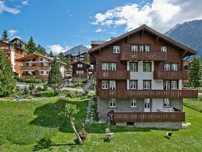Photo for Apartment Maria in Saas-Fee - 4 persons, 1 bedrooms