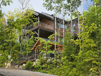 Photo for Mirador 2, a cottage on the hearth of charlevoix mountains !