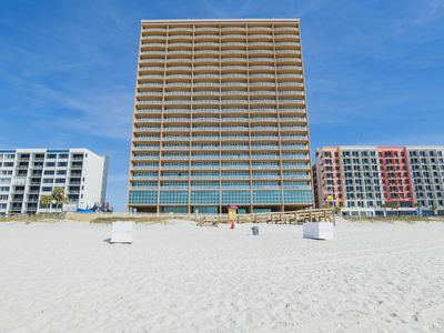 Photo for Brand New Beach Front Luxury Just Listed in time for Summer LazyRiver-Waterslide