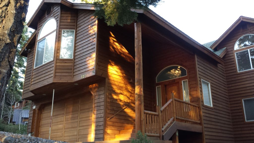 New tahoe architect partial lakeview quiet for Tahoe architects