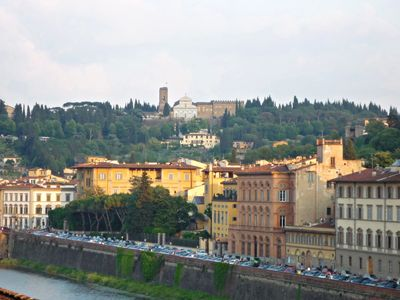 Perfect Memorable Amazing Arno River Views-Terrace-Washer-Dryer-Lift-Free WiFi