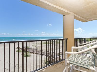 Photo for 3BR Ocean Front Corner Condo w Wraparound Balcony