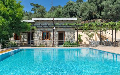 Photo for 4-Bedroom Villa Talos With Private Pool